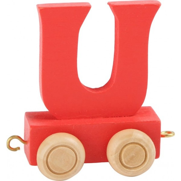 Vlak - črka U