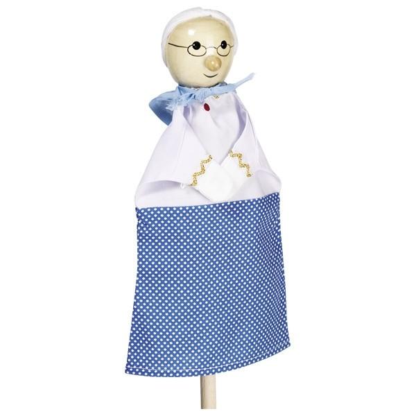 Ročne lutke - babica