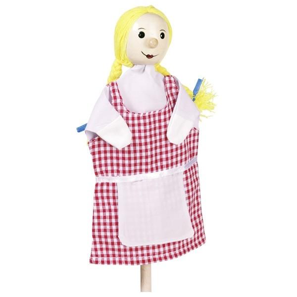 Ročne lutke - deklica