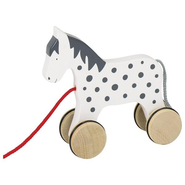 Konj na vrvici