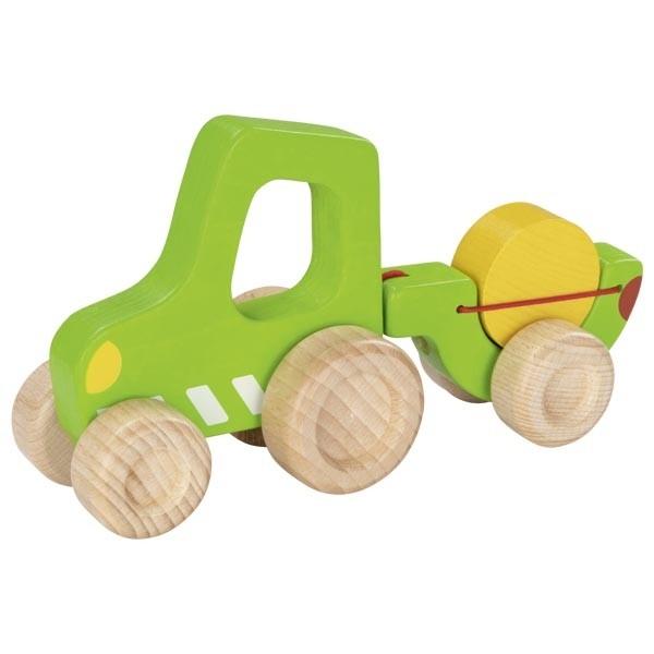 Leseni traktor