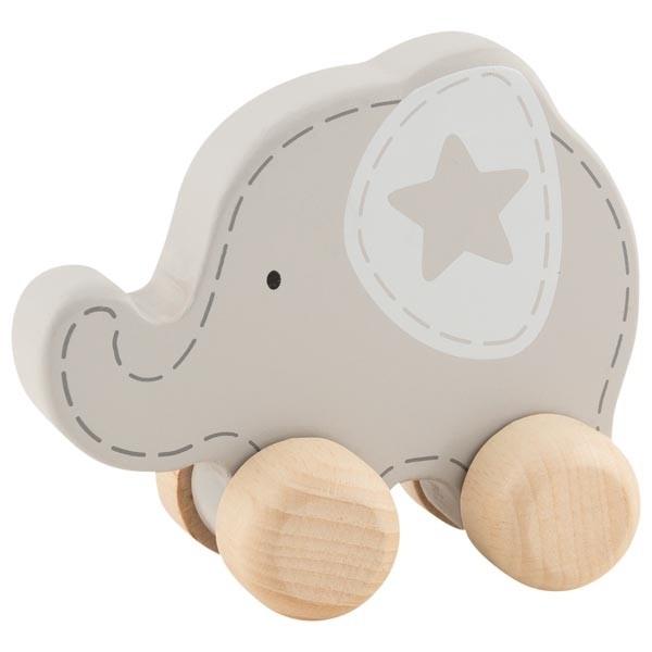 Slonček na kolesih