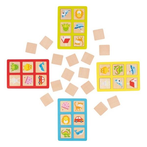 Spomin in bingo 2v1