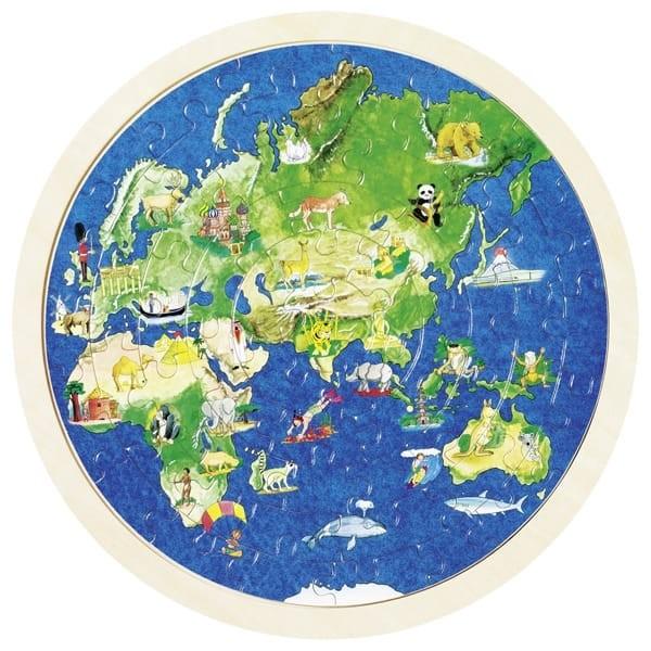 Puzzle - Svet