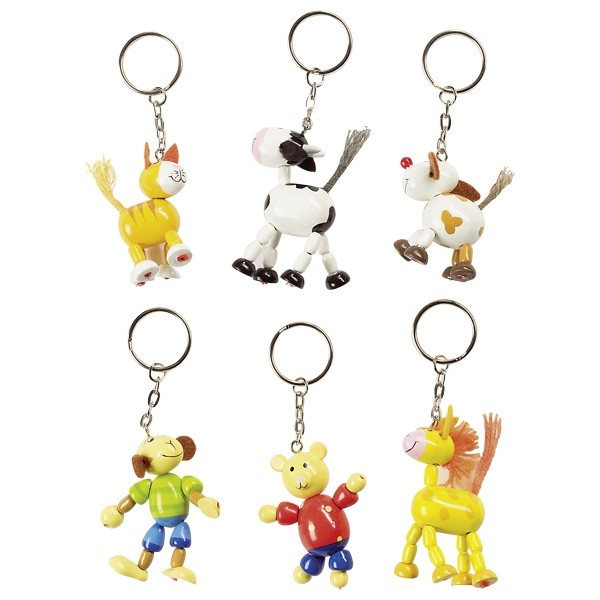 Obesek za ključe - Živali
