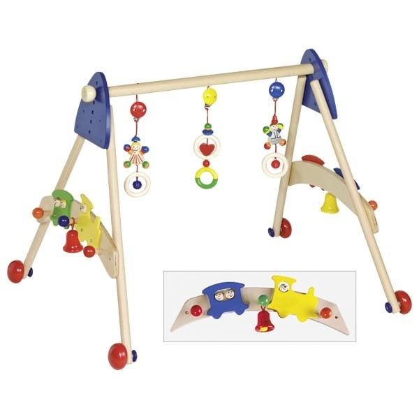 Igralo za dojenčka - Vlak