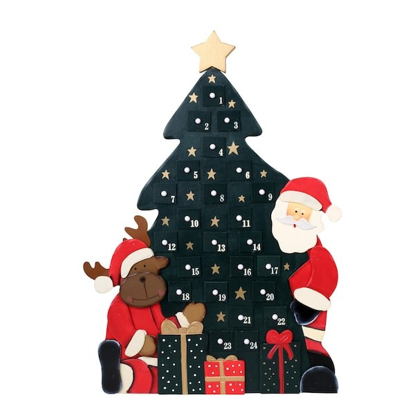 Adventni koledar Božični čas