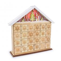Adventni koledar Zimska pravljica