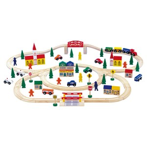 Lesena železnica XL