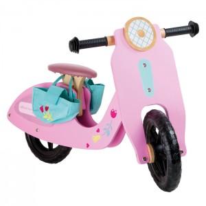 Poganjalec - Roza skuter