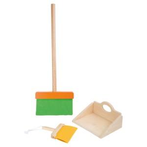 Komplet za čiščenje - Lesen