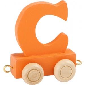Vlak - črka C