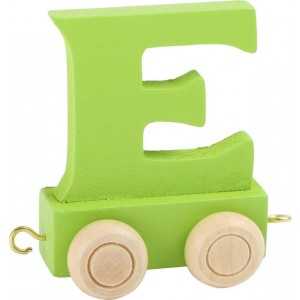 Vlak - črka E