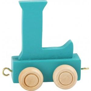Vlak - črka L