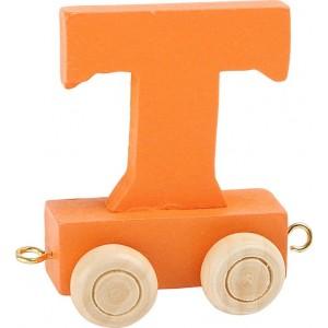 Vlak - črka T