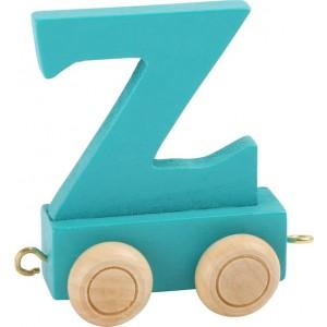 Vlak - črka Z