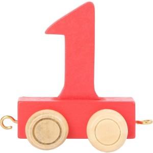 Vlak - številka 1