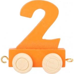 Vlak - številka 2