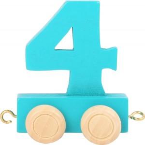 Vlak - številka 4