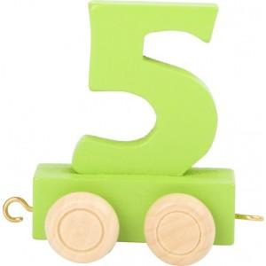 Vlak - številka 5