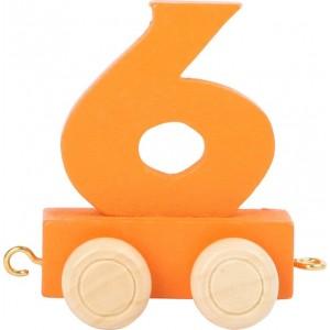 Vlak - številka 6