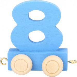 Vlak - številka 8