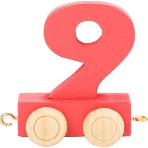 Vlak - številka 9