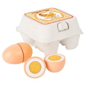 Lesena jajca