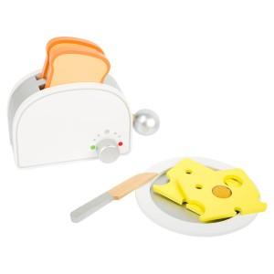 Toaster z dodatki