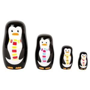 Babuške - Pingvini