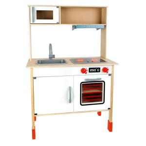 Moderna otroška lesena kuhinja