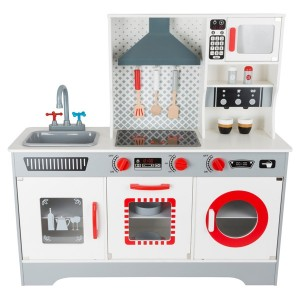 Otroška lesena kuhinja - Premium