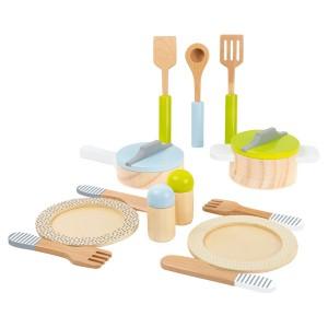 Kuhinjski set posode - Lesen
