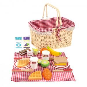 Košara za piknik - Zajtrk