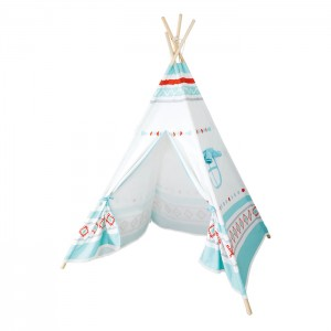 Otroški šotor - Tipi