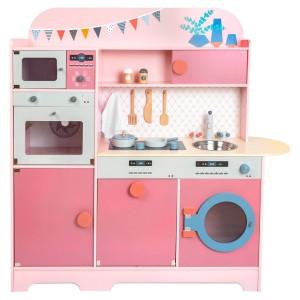 Otroška lesena kuhinja - Gurmanska