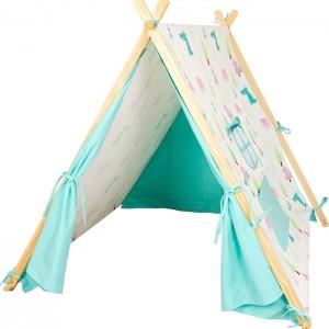 Otroški šotor - Krokodil in slon