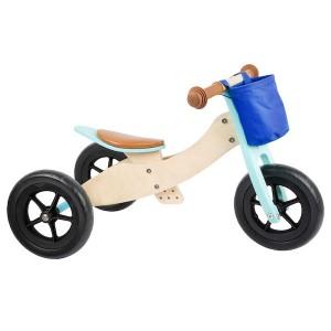 Veliki tricikel / poganjalec - Modri