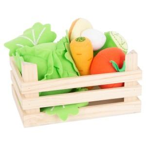 Zaboj zelenjave