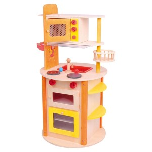 Otroška lesena kuhinja - Vila