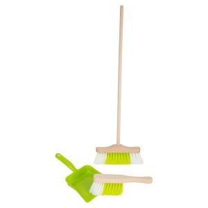 Komplet za čiščenje - Zelen