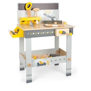 Otroška delovna miza - Mali mojster velika