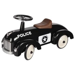 Kovinski poganjalec - Policija