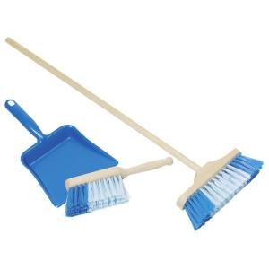 Komplet za čiščenje - Moder