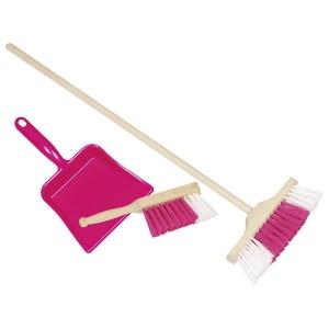 Komplet za čiščenje - Roza