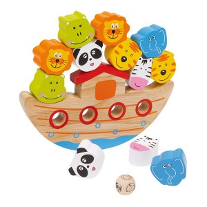 Igra ravnotežja - Noetova barka