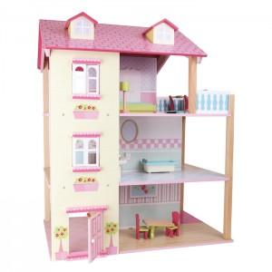 Trinadstropna hiša za punčke