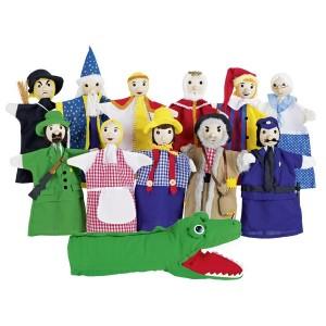 Ročne lutke - set 2