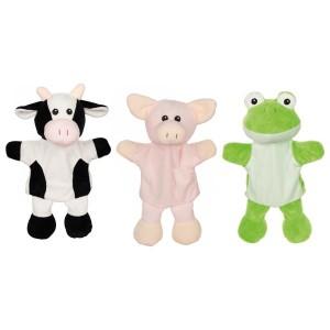 Ročne lutke - živali iz kmetije