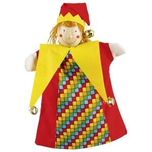 Ročne lutke - dvorni norček